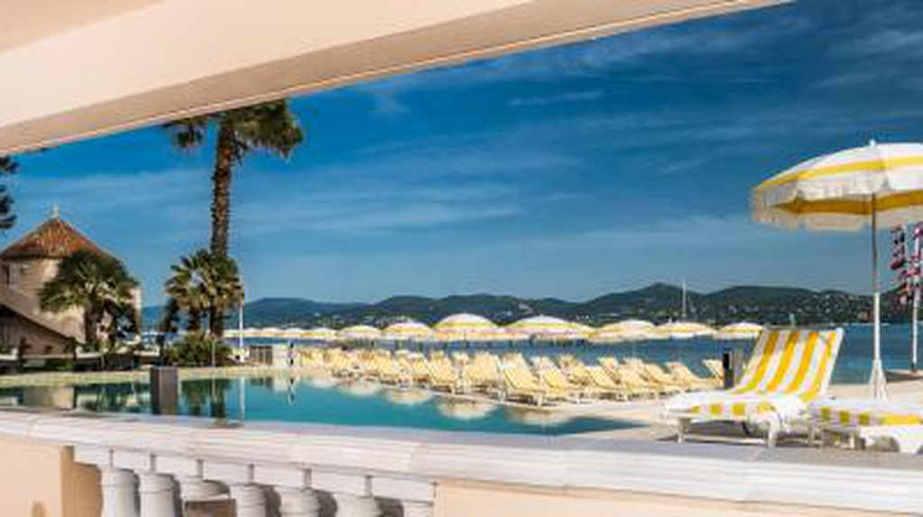 The 10 Best Hotels in St Tropez, France