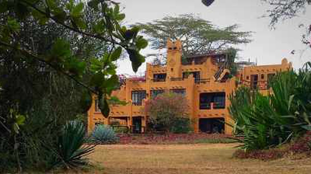 The African Heritage House In Kenya | Africa's Most Photographed House