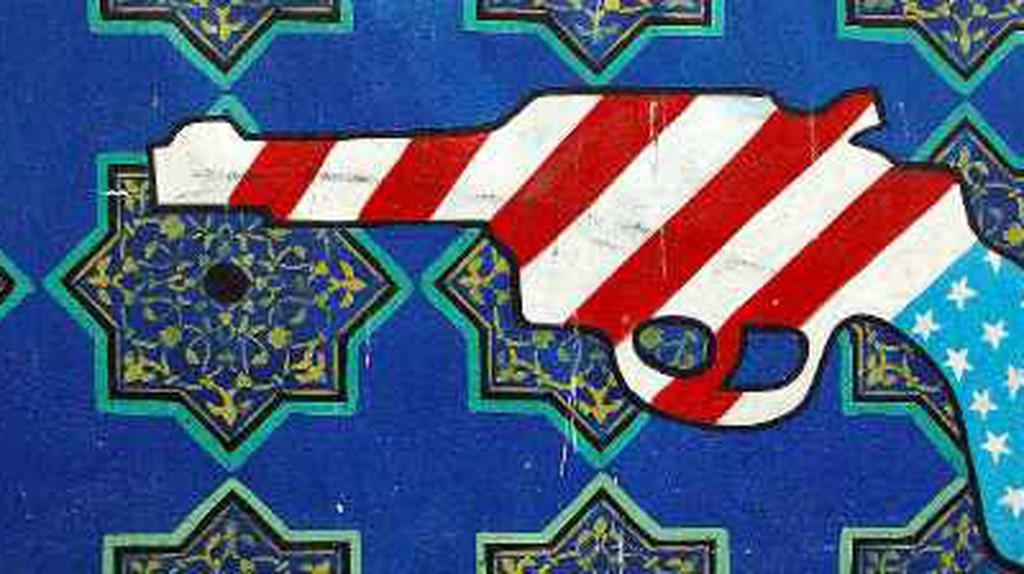Best Street Art In Tehran, Iran