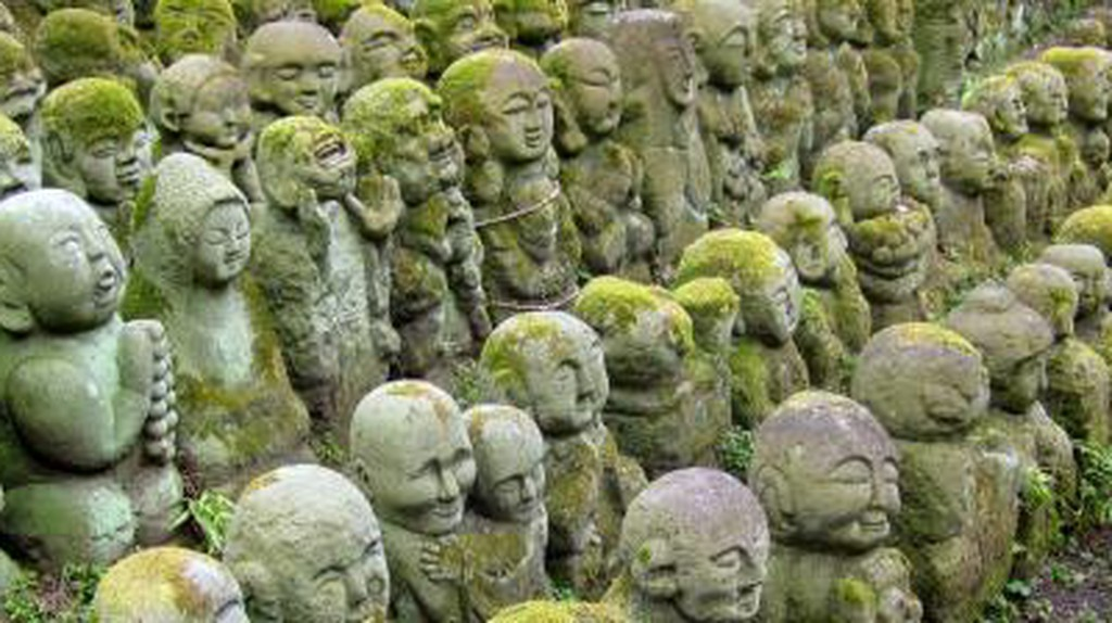 The Most Beautiful Sculptures in Kyoto