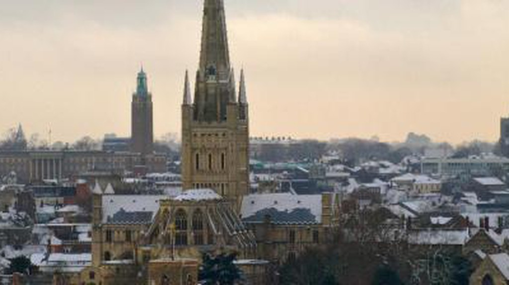 A Literary Guide to Norwich, England