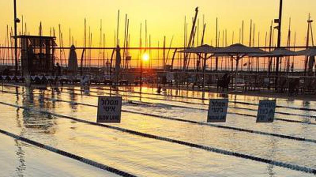 The Best Swimming Pools In Tel Aviv