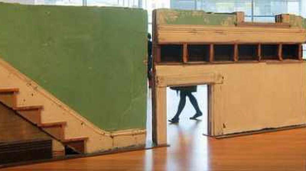 Gordon Matta-Clark: The Artist & Anarchitecture