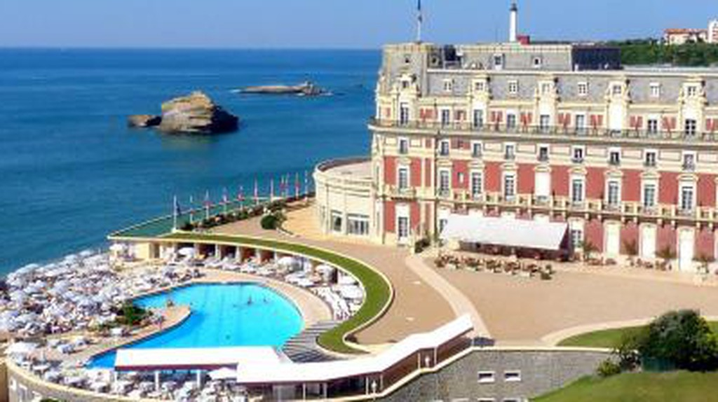 French Luxury: The 10 Best Hotels in Biarritz