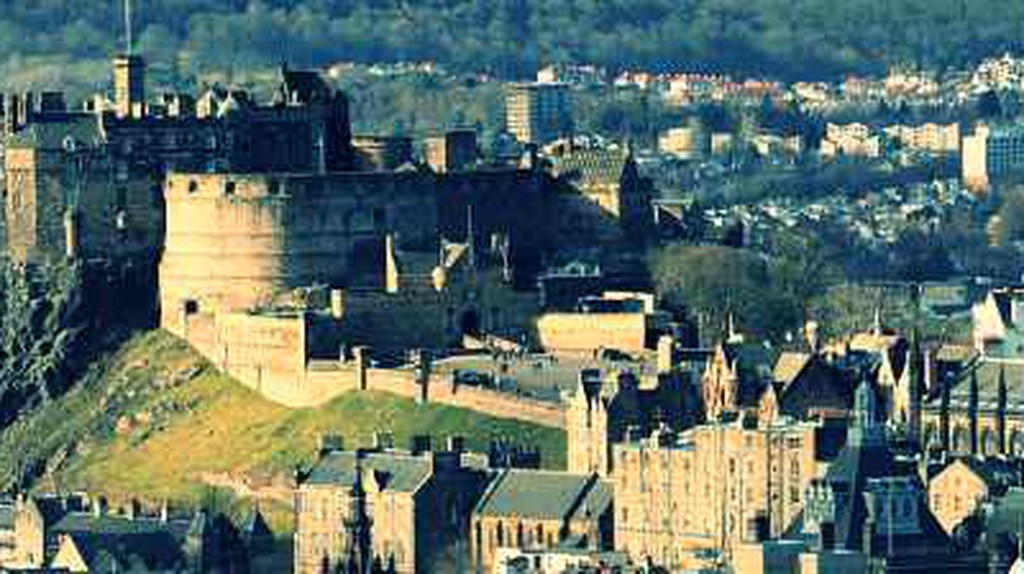 A Literary Tour of Edinburgh