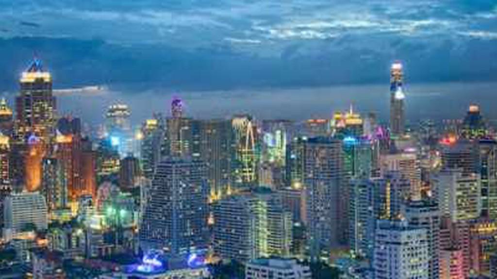 The Best Rooftop Restaurants In Bangkok