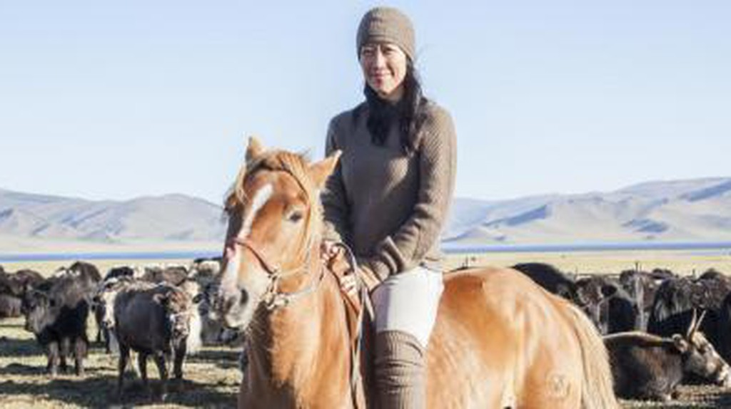 Meet The Founder Of Tengri Collective, Nancy Johnston