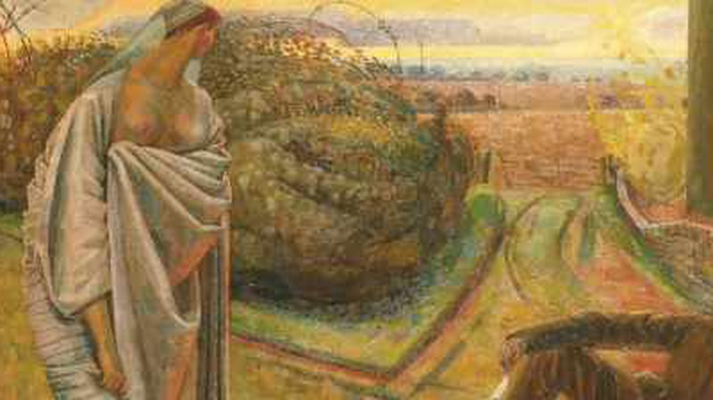 Evelyn Dunbar: Rediscovering A Lost Artist At Pallant House