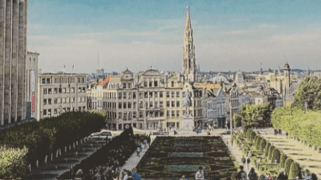 How This Instagrammer Captured The Soul Of Brussels