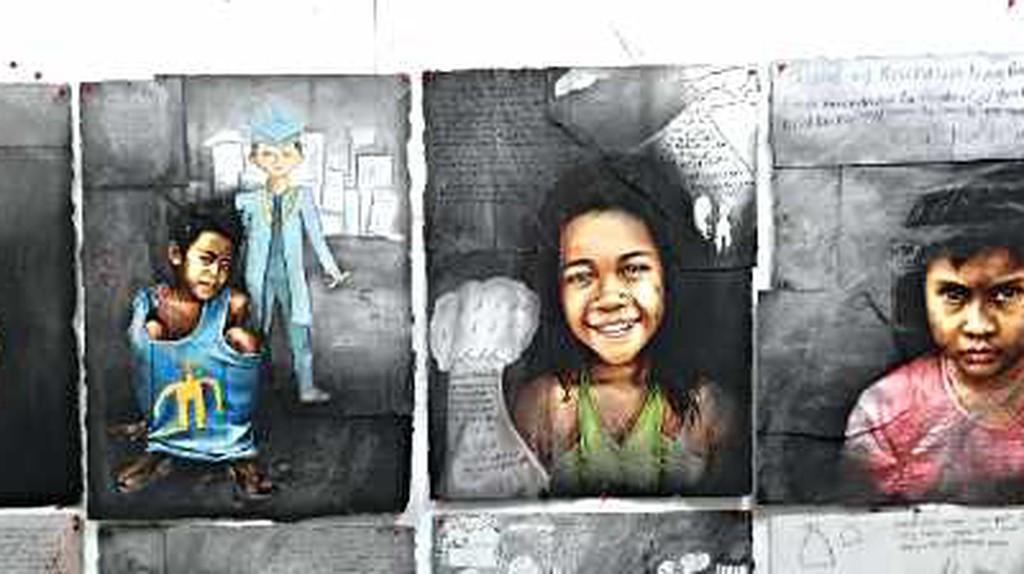 Meet Kaff-eine – One Of Melbourne's Best-Known Street Artists
