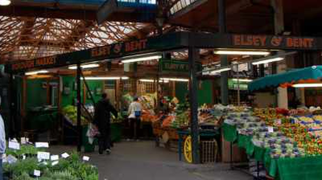 The Complete Guide to Borough Market, London