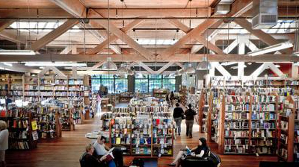 Most Beautiful Bookshops In Washington