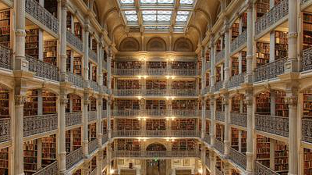 The USA's 10 Most Beautiful Libraries