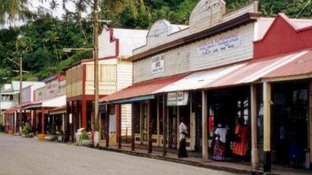 Fiji's First UNESCO Site: The Port Town of Levuka
