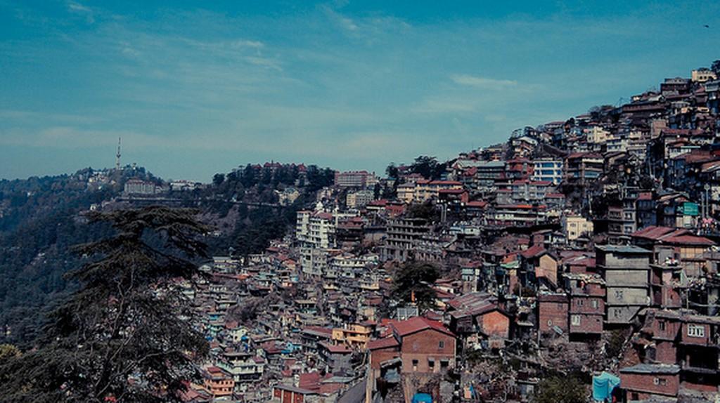 Shimla | © JamesSouthorn/Flickr