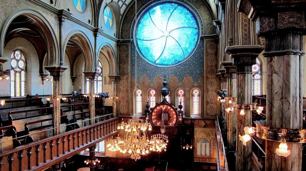 Eldridge Street Synagogue | © Librarygroover/Flickr