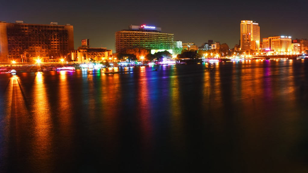 A Bit Of Cairo At Night © Ahmad Hammoud/Flickr