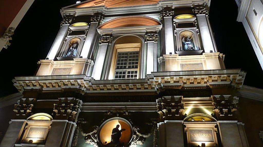 Cathédrale Sainte Réparate in Nice | © RudolfSimon/Wikicommons