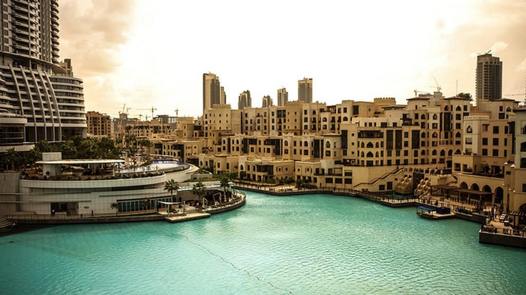 Dubai|© cliff hellis Flickr