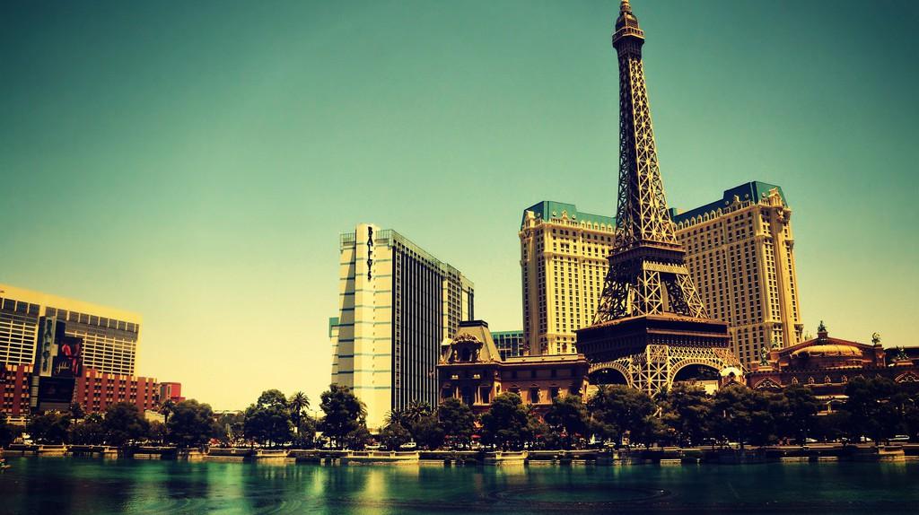 Paris Las Vegas © JúliaVieira/Flickr