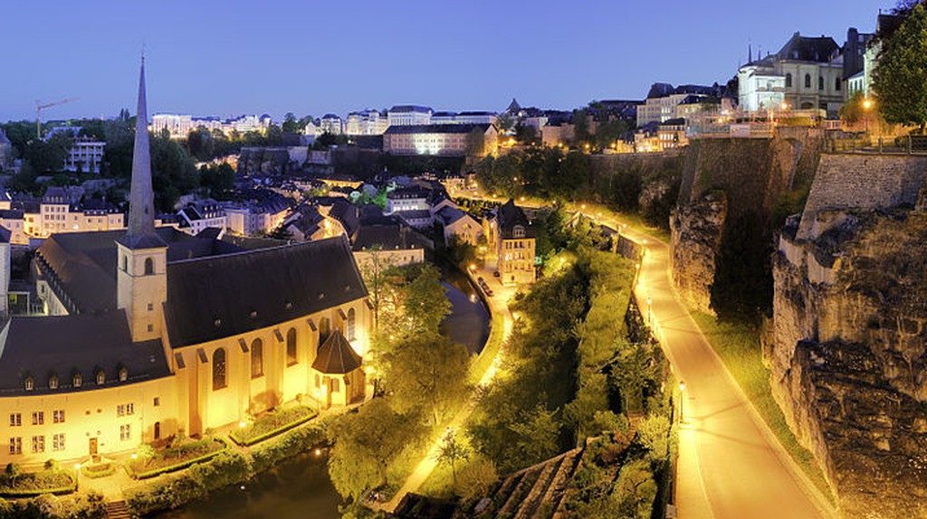 Luxembourg City |  © Wiki Media Commons