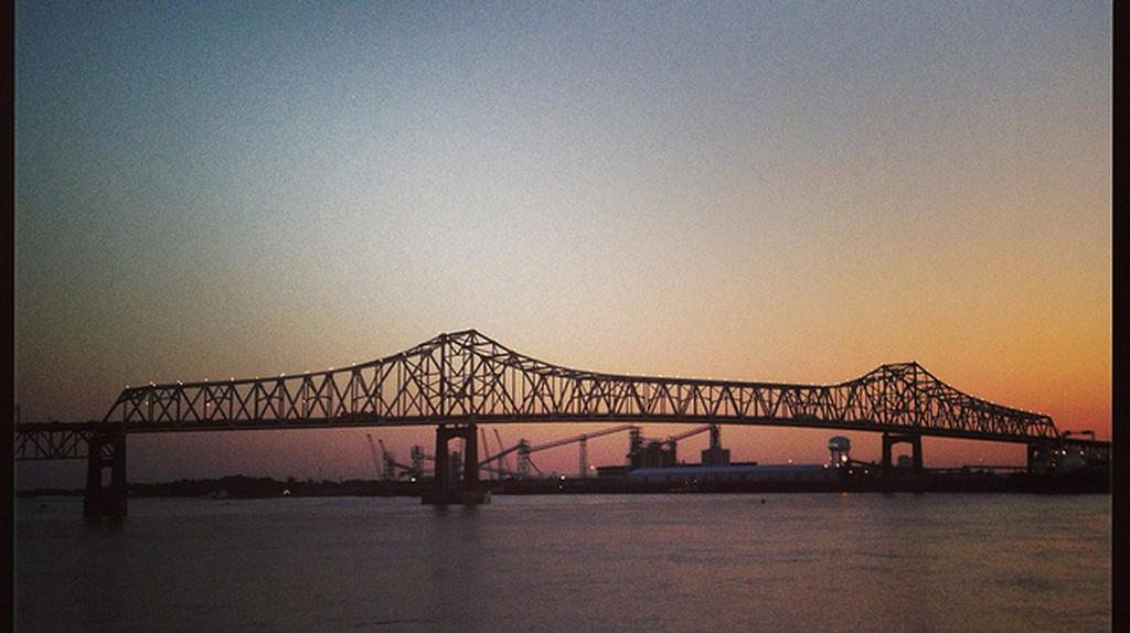 Crossing the Mississippi | © DieselDemon/Flickr