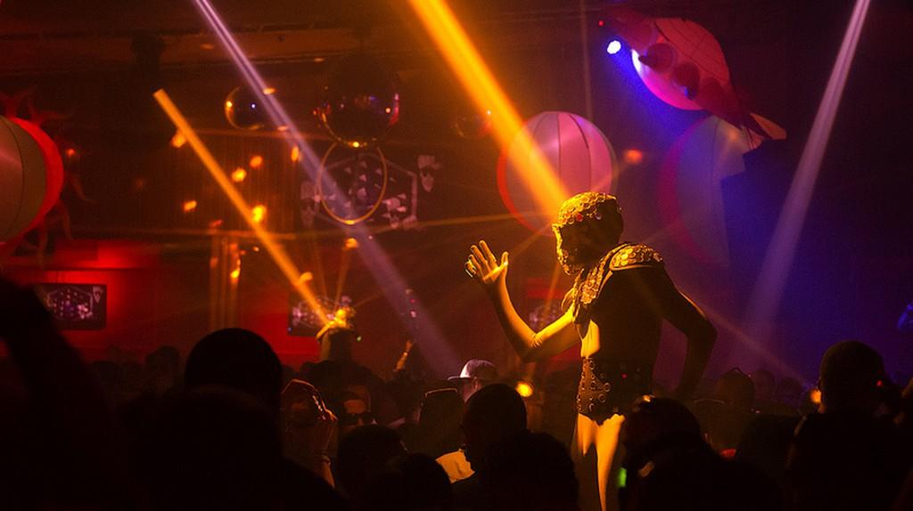 Club Space, Miami   © Maria Izaurralde/flickr