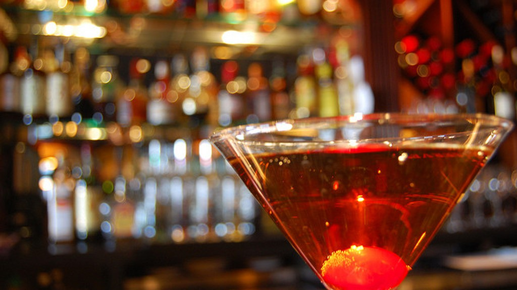 A Manhattan cocktail | © Southern Foodways Alliance/Flickr