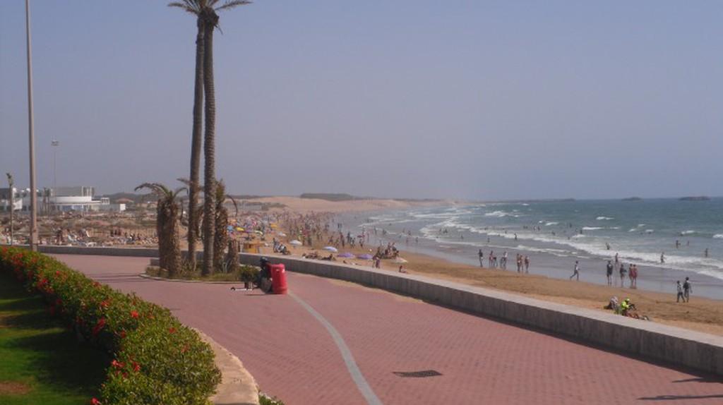 01-beach-agadir-morocco | © Elmschrat/WikiCommons