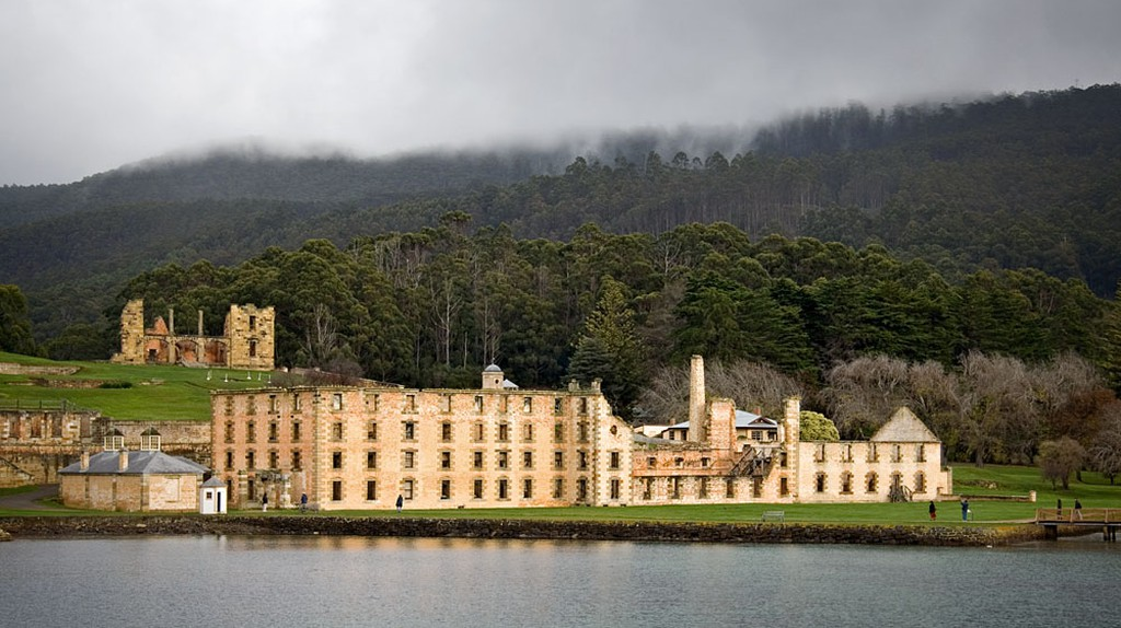 Some of Australia's first convicts were once confined to the Port Arthur penitentiary | © Martybugs/WikiCommons