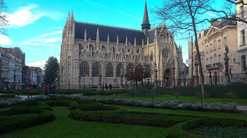 Church of Our Blessed Lady of the Sablon ©William Murphy