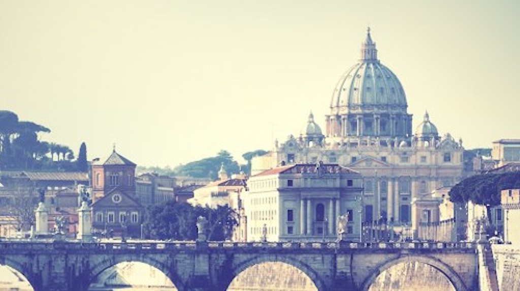 Rome River View   © Roman Sigaev