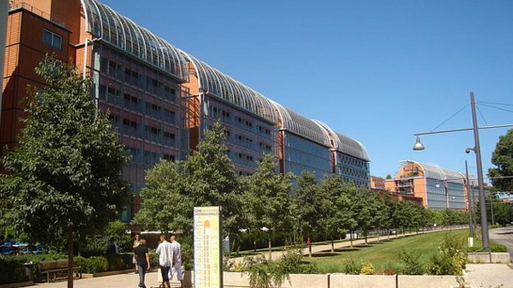 Cité internationale de Lyon | © Gonedelyon/WikiCommons