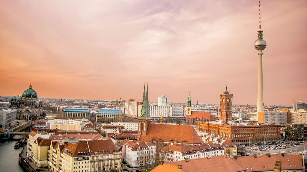 The Best Panoramic Views In Berlin