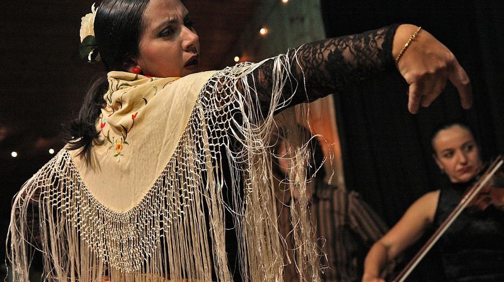 Flamenco dancer | © 691806/Pixabay