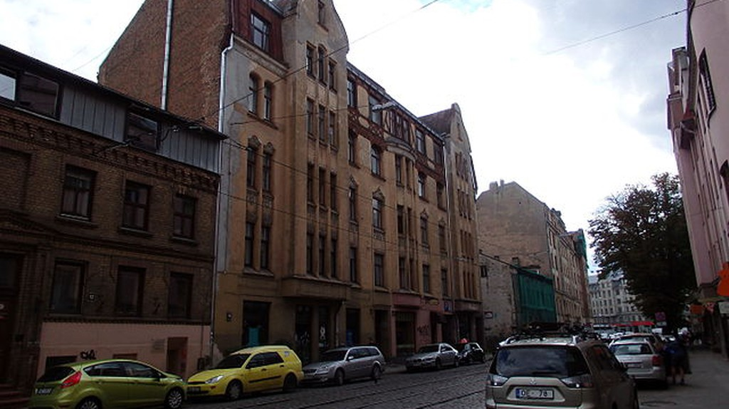 The Top Things To See And Do In Riga's Miera Iela