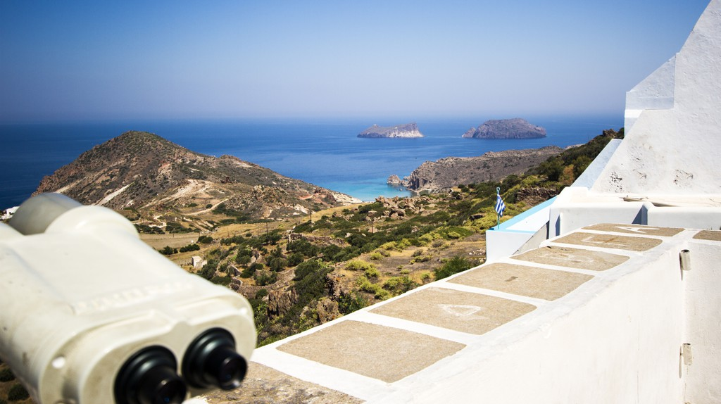 Beautiful Villages To Visit In Milos, Greece