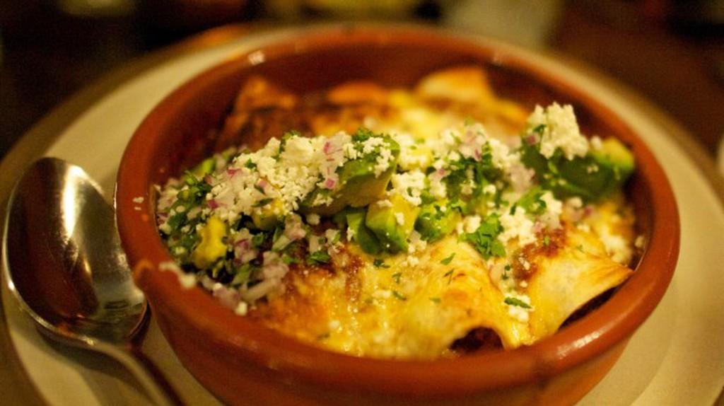 Enchiladas   © Mark Mitchell/Flickr