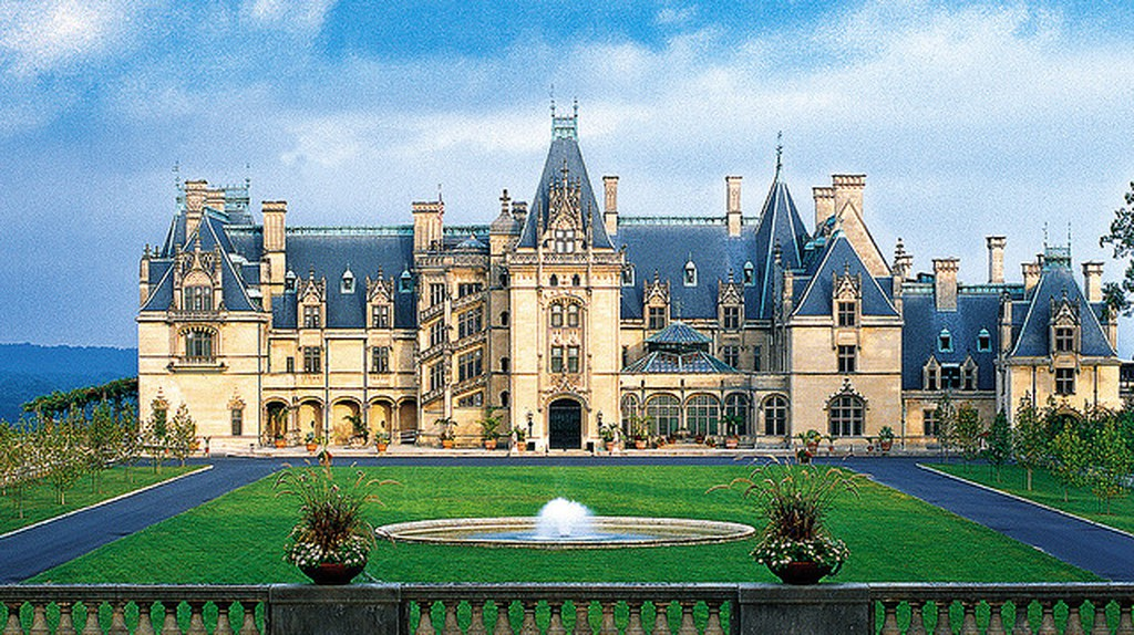 Biltmore Estate in Asheville, NC |  © Smart Destinations/Flickr