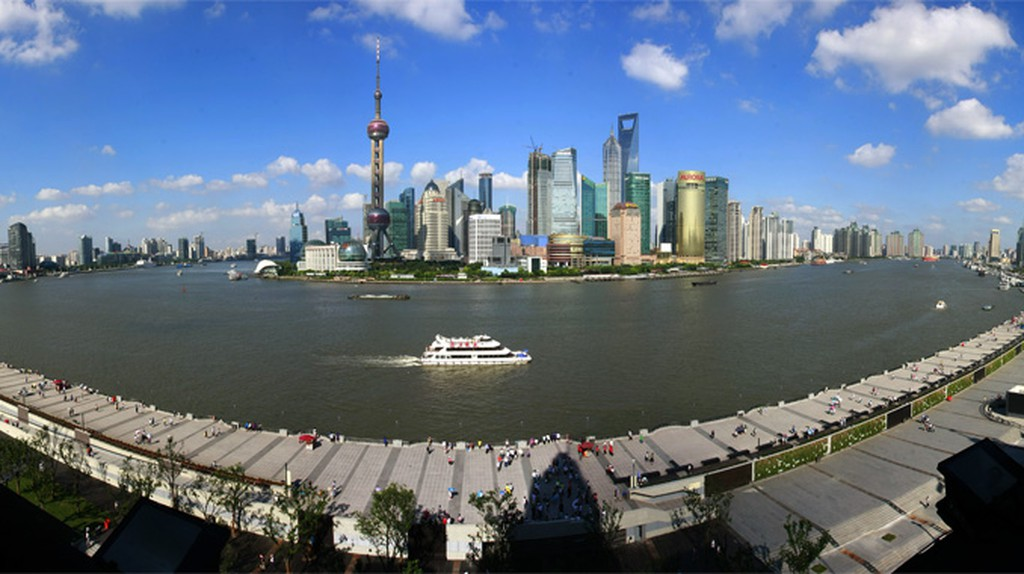 Lujiazui Panorama | ©  Hao Wu / flickr