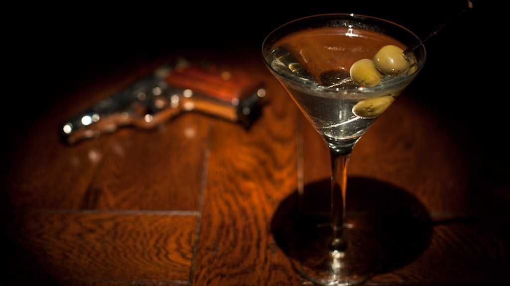 Martini with a twist| © Michael Nielsan/Flickr