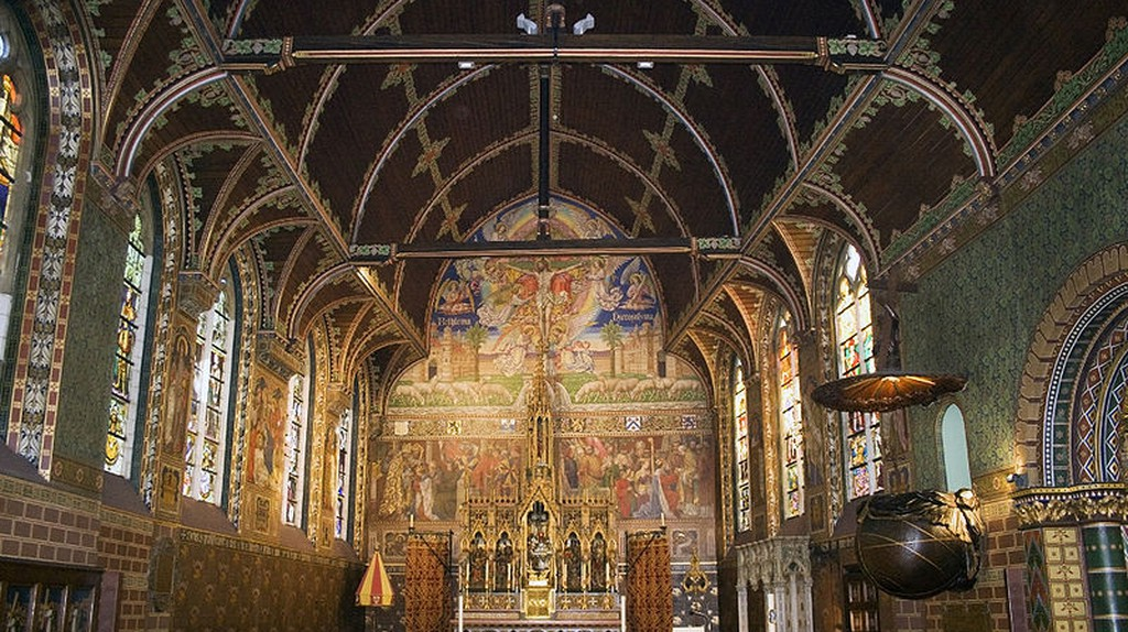 Basilica of the Holy Blood in Bruges | © Szilas/WikiCommons