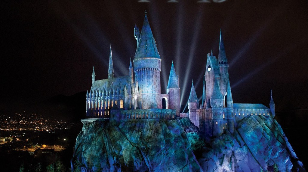 The Wizarding World in Los Angeles   © Universal Studios