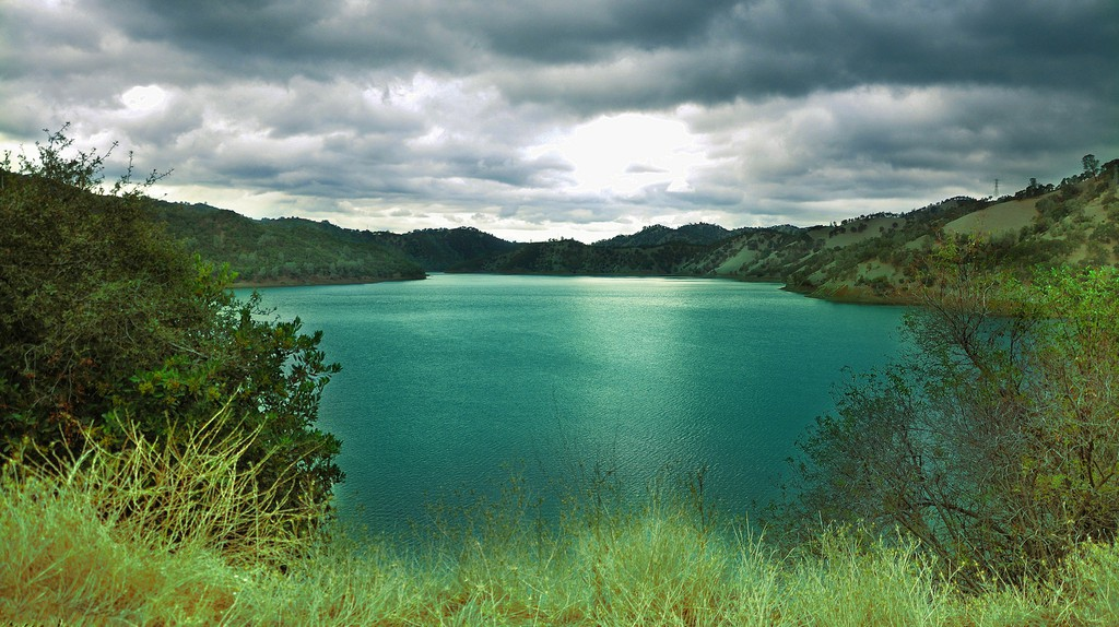 Lake Berryessa © Céline Colin/Flickr