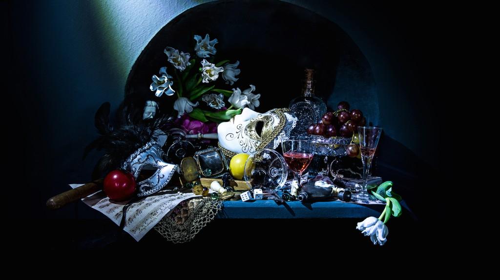 Niche Of Wonders: Dan Bannino And His 'Pop-Renaissance' Photography