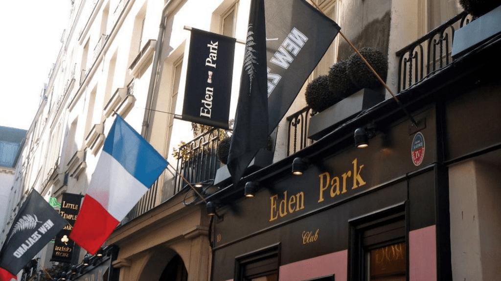Rue de la soif | Courtesy Eden Park Pub