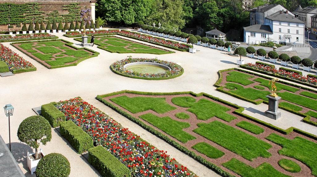 Weilburger Schlosspark|©Beckstet/WikiCommons