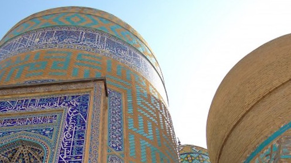 Sheikh Safi Mausoleum | ©Adam Jones/Flickr