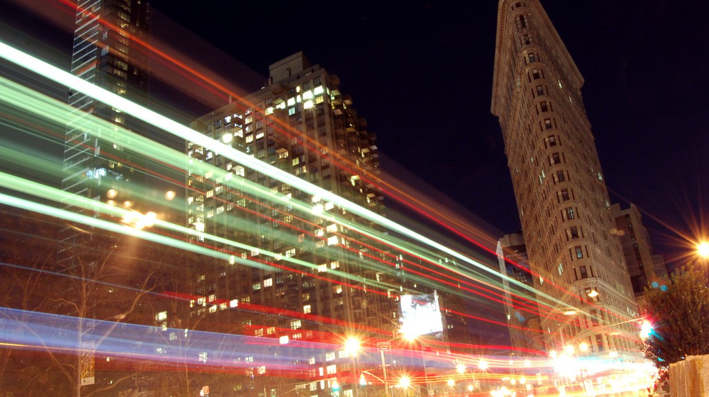 Flatiron District, New York | © Ludovic Bertron/Flickr