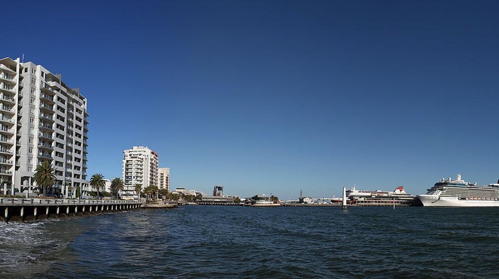 Station Pier | © Donaldytong/WikiCommons